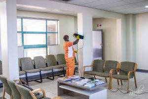 What value does UV-Light Disinfection add to fight COVID-19?